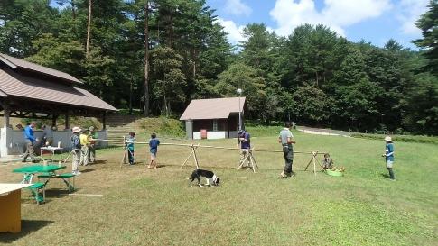 親子登山キャンプ(恐羅漢山) 053-001