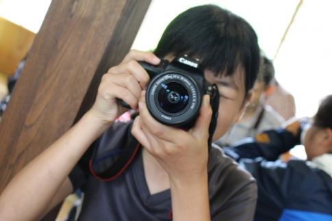 いきもの観察と一デジカメラ教室 002