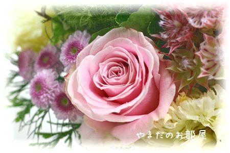 2016年 タロウの命日のお花③