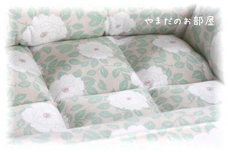 カフェピオニーで猫ベッド 完成~♪⑦