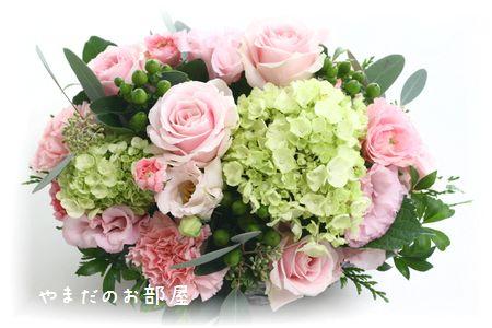 2016年 スーちゃんの命日のお花⑤