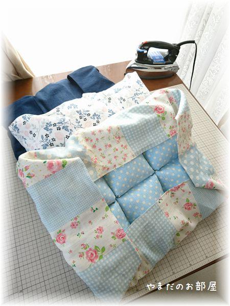 猫ベッド3つ②