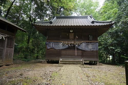6雷電神社
