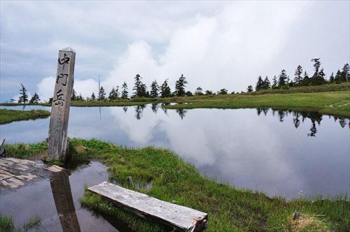 10中門岳