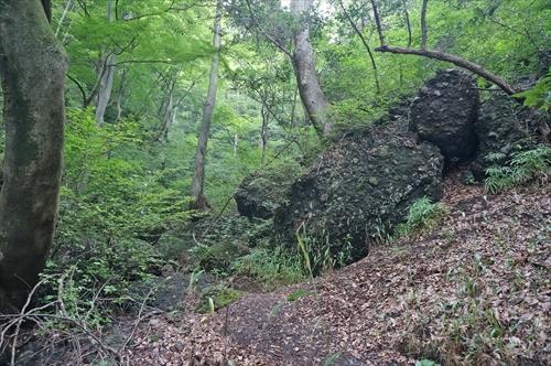 5火山角礫岩