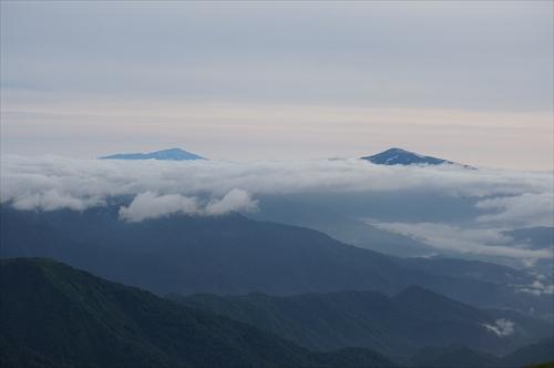 7鳥海月山