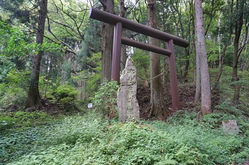 1黒前神社