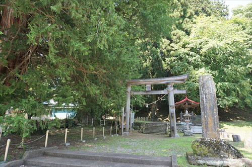1西金砂神社
