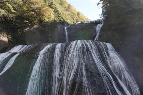 5袋田の滝