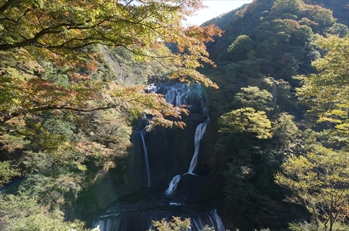 6袋田の滝