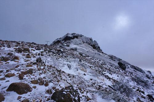 3安達太良山