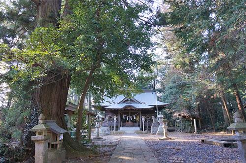 3鴨鳥五社神社