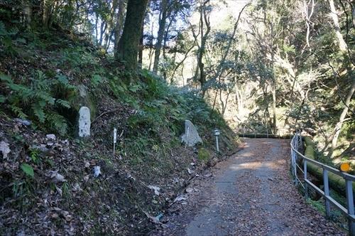 2渓谷入口