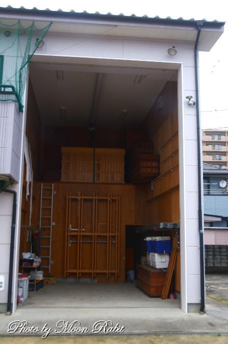 上喜多川集会所 上喜多川屋台蔵