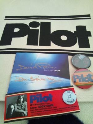 Pilot大阪公演