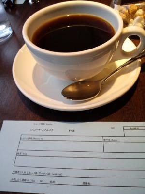 レコード喫茶
