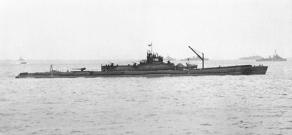 潜水艦イ400