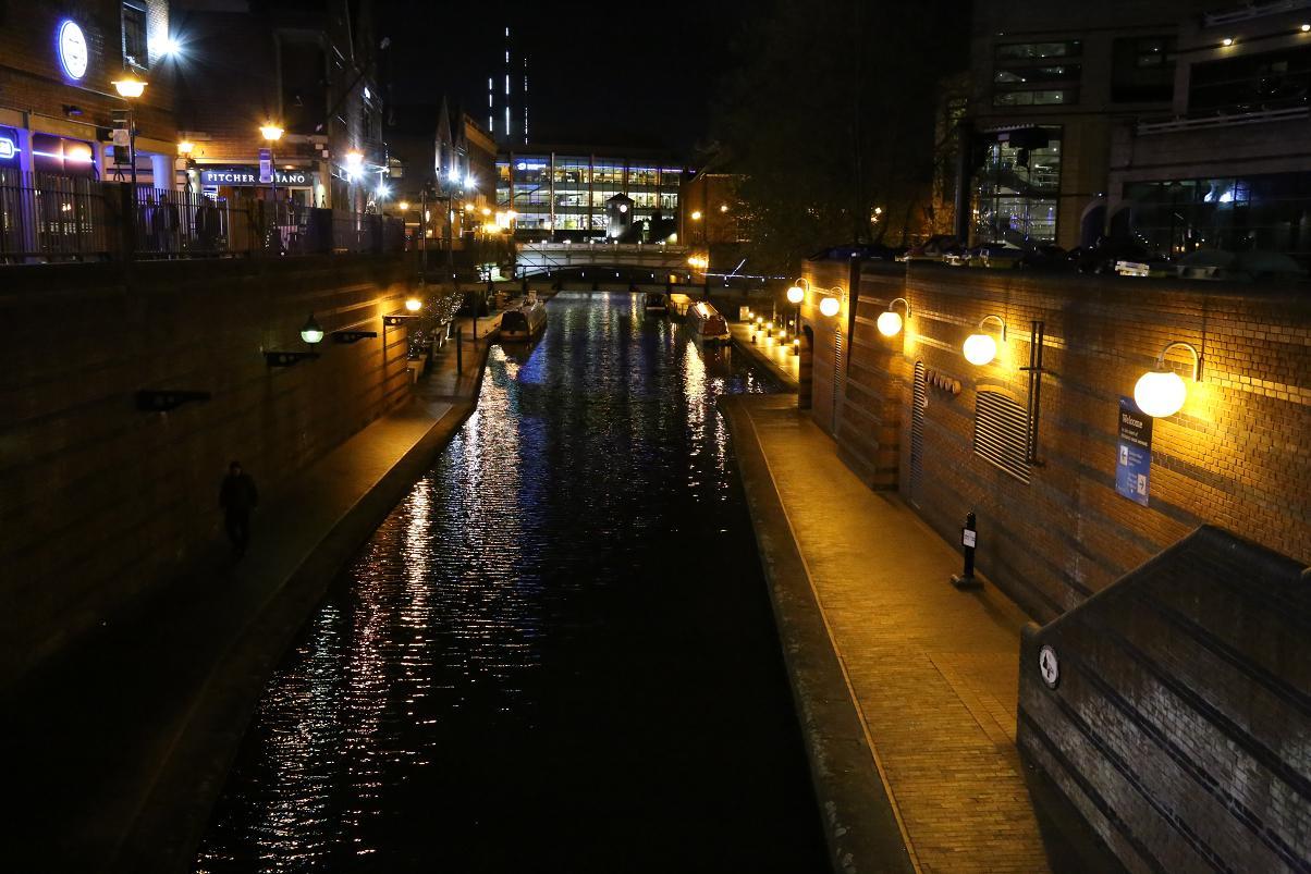 運河夜景5