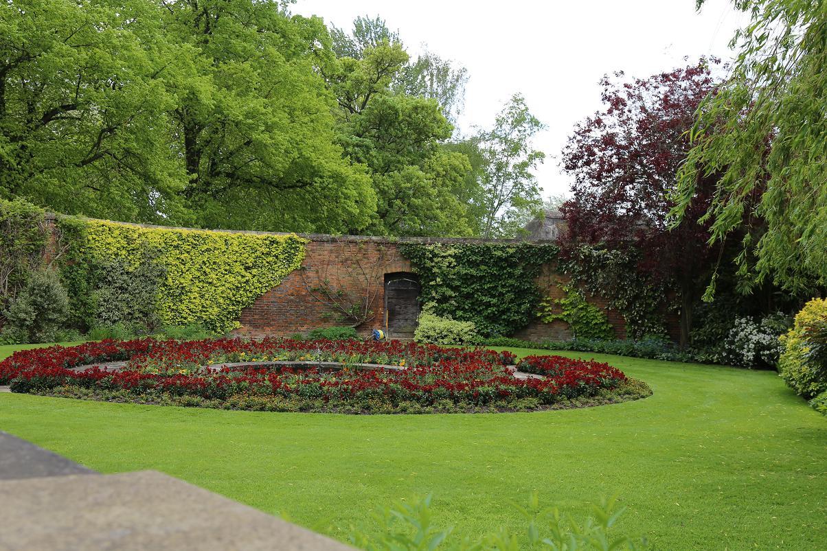 オックスフォード 庭1