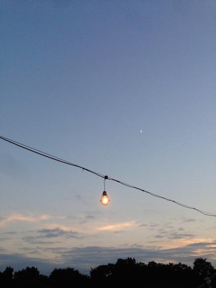 haif moon