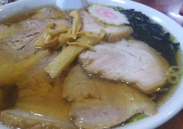 成味チャーシュー麺