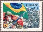 ブラジル・モンテカステッロ攻略50年