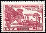 ブラジル・リオグランデドスルへのイタリア移民75年
