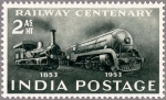 インド・鉄道100年