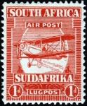 南ア・航空(1925・1d)