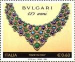 イタリア・ブルガリ125年