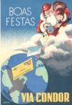 ブラジル・クリスマスカード(1936)