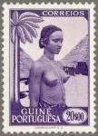 ギニアビサウ・ボラマ島の女性