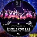 NGT48 TeamNIII 1st PARTYが始まるよ bd1