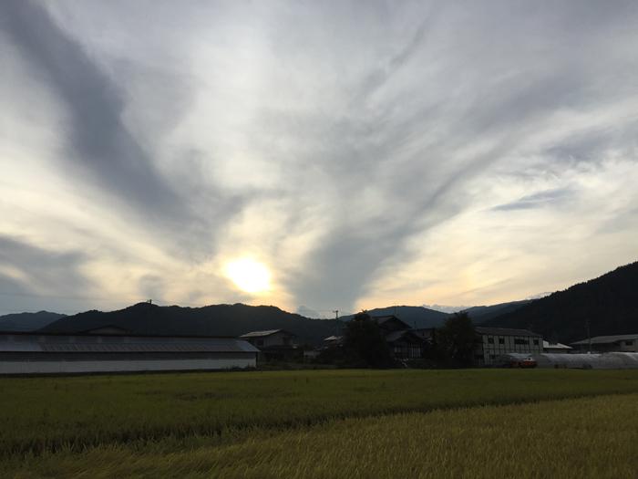 2016 秋 夕景 2