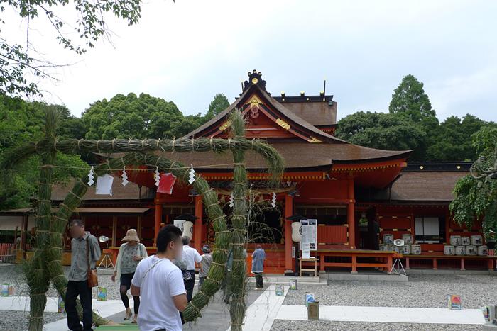 駿河の神社  富士浅間神社  5