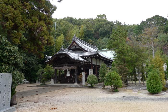 伊豫國の神社  阿沼美神社  8