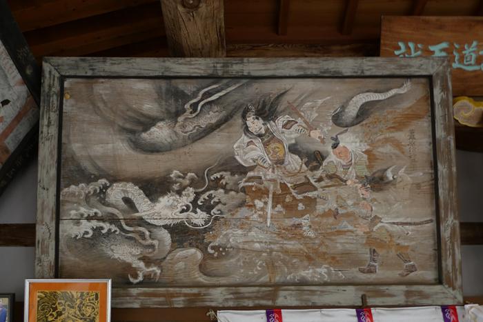 伊豫國の神社  阿沼美神社  14