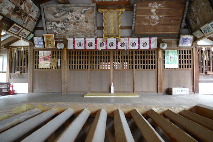 伊豫國の神社  阿沼美神社  20