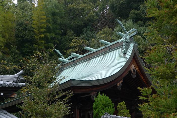 伊豫國の神社  阿沼美神社  22