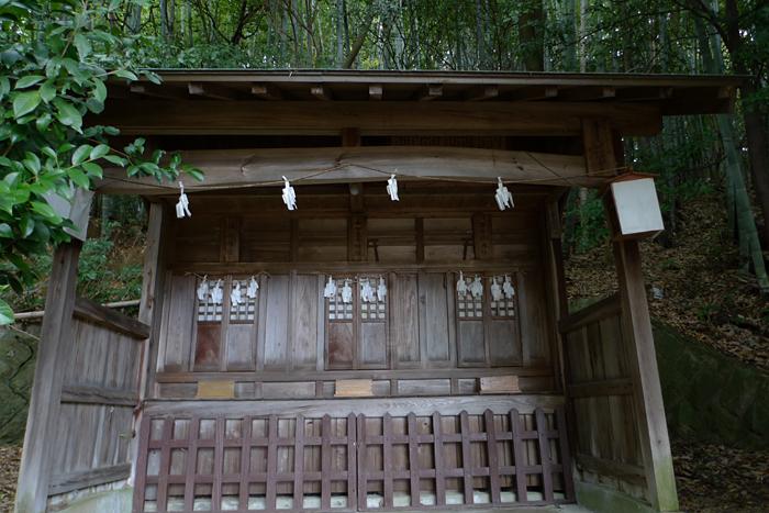 伊豫國の神社  阿沼美神社  25