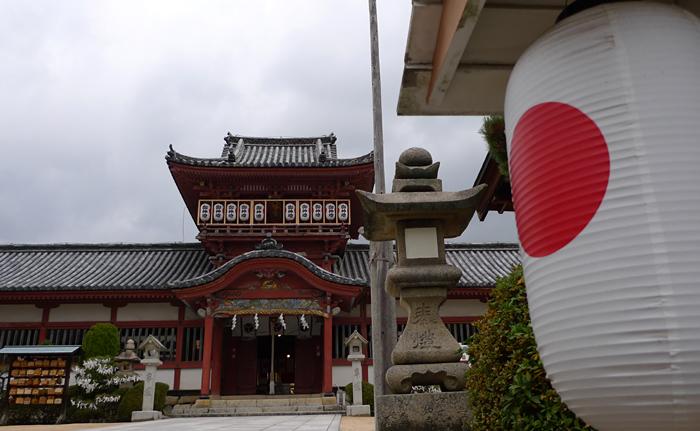 伊豫國の神社  伊佐爾波神社  7