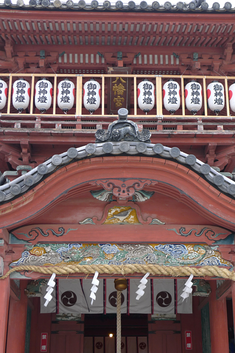 伊豫國の神社  伊佐爾波神社  9