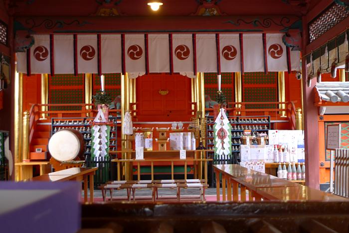 伊豫國の神社  伊佐爾波神社  14