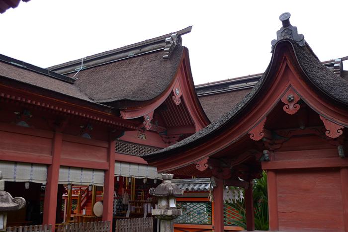 伊豫國の神社  伊佐爾波神社  16