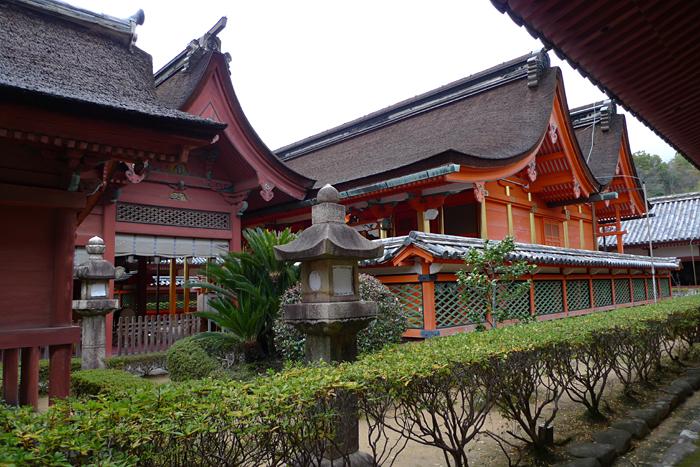 伊豫國の神社  伊佐爾波神社  17