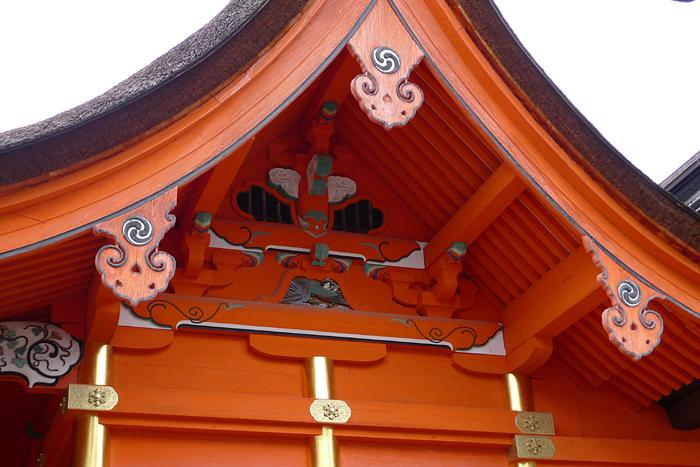 伊豫國の神社  伊佐爾波神社  18