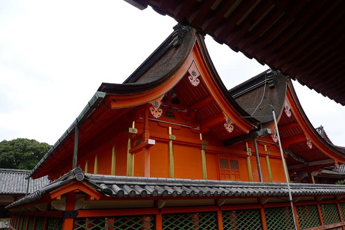 伊豫國の神社  伊佐爾波神社  19