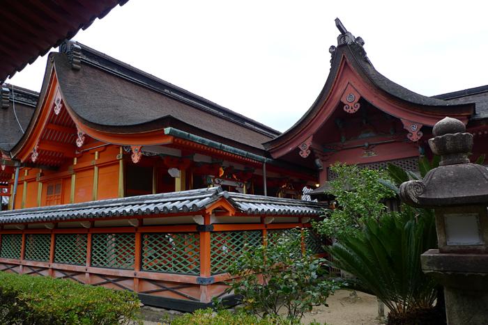伊豫國の神社  伊佐爾波神社  20
