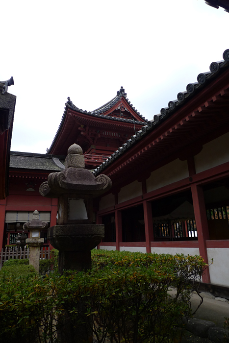 伊豫國の神社  伊佐爾波神社  21