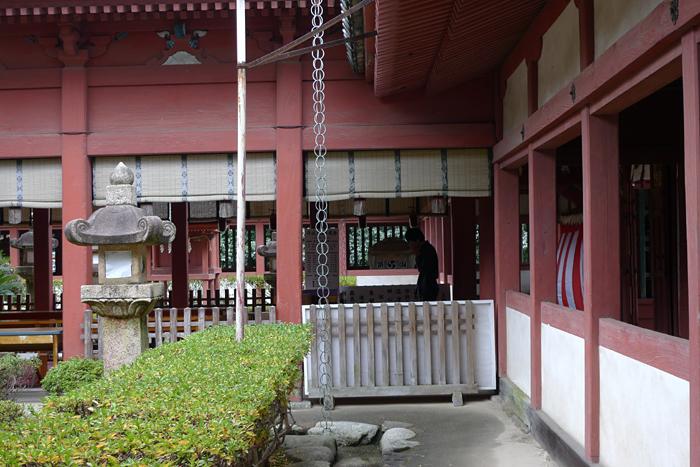 伊豫國の神社  伊佐爾波神社  22